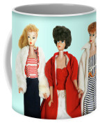 Baby It's Cold Outside Barbies Coffee Mug
