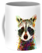 Baby Raccoon Coffee Mug