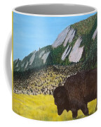 Back From The Brink Coffee Mug by Kevin Daly
