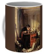 Bailie Duncan Mcwheeble At Breakfast Coffee Mug