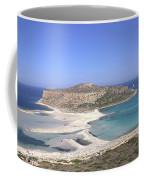 Balos Lagoon Coffee Mug
