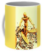 Balsa Boarder 1970 Coffee Mug