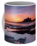 Bamburgh Castle Bam0032 Coffee Mug