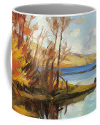 Banking On The Columbia Coffee Mug