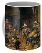 Banquete De Monos   Coffee Mug