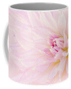 Barely There Dahlia Coffee Mug by Mary Jo Allen