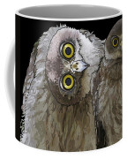 Barking Owls 2 Coffee Mug