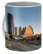 Barn And Silos Coffee Mug