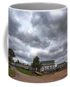 Barnstable Yacht Club October Coffee Mug