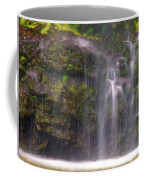 Base Of Waimoku Falls Coffee Mug