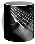Bass Guitar Musician Player Metal Rock Body Coffee Mug