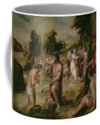 Bautismo De Cristo   Coffee Mug