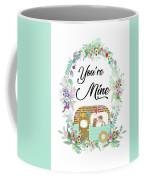 Be In Love Coffee Mug