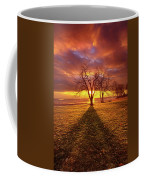 Be Still In The Moment Coffee Mug by Phil Koch