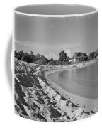 Beach Sand Cove Coffee Mug