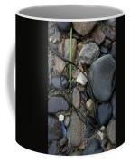 Beach Kanji Coffee Mug