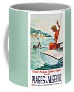 Beaches In Algeria Coffee Mug
