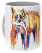 Bear Snack Coffee Mug