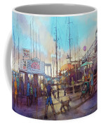 Beaufort Summer Color Coffee Mug