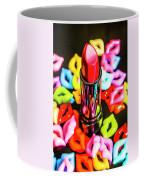 Beauty Lips And Makeup Tips Coffee Mug