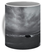 Before Storm Bw Coffee Mug