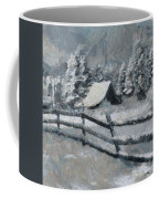 Before The Blizzard Coffee Mug