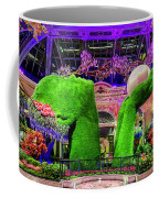 Bellagio Conservatory Spring Display Ultra Wide 2 To 1 Aspect Ratio Coffee Mug