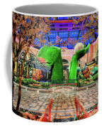 Bellagio Conservatory Spring Display Ultra Wide Trees 2018 Coffee Mug