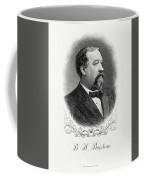 Benjamin Bristow Coffee Mug