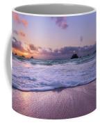 Bermuda Sunrise Welcome To Heaven Crossbay Beach Coffee Mug