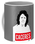Berta Caceres Coffee Mug by MB Dallocchio