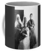 Bethlehem Women In 1886 Coffee Mug