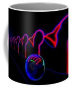 Beyond The Red Door Coffee Mug by Paul Wear