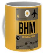 Bhm Birmingham Luggage Tag I Coffee Mug