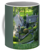 Bibury Cottages Coffee Mug