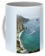 Big Sur Ocean Views Coffee Mug