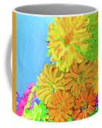 Biggie Flowers Sky Coffee Mug