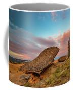 Bighorn Granite Coffee Mug by Leland D Howard
