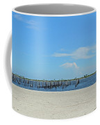 Biloxi's Pristine Beach Coffee Mug