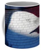 Bird Silhouette Design Coffee Mug