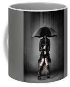 Black Rain Coffee Mug