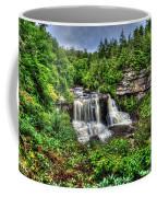 Blackwater Falls, Blackwater Falls State Park, West Virginia Coffee Mug