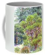 Blake Garden, Berkeley Ca Coffee Mug