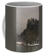 Bled Castle Coffee Mug