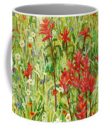 Blooming Field Coffee Mug