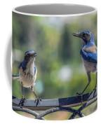 Blu And Blu2 Coffee Mug
