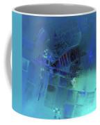 Blue Azure Coffee Mug