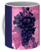 Blue Grape Bunches 6 Coffee Mug