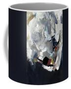 Blue Grey Coffee Mug by John Jr Gholson
