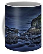 Blue Hour At Bandon Beach Coffee Mug